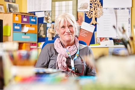 Art Therapy - East Cheshire Hospice