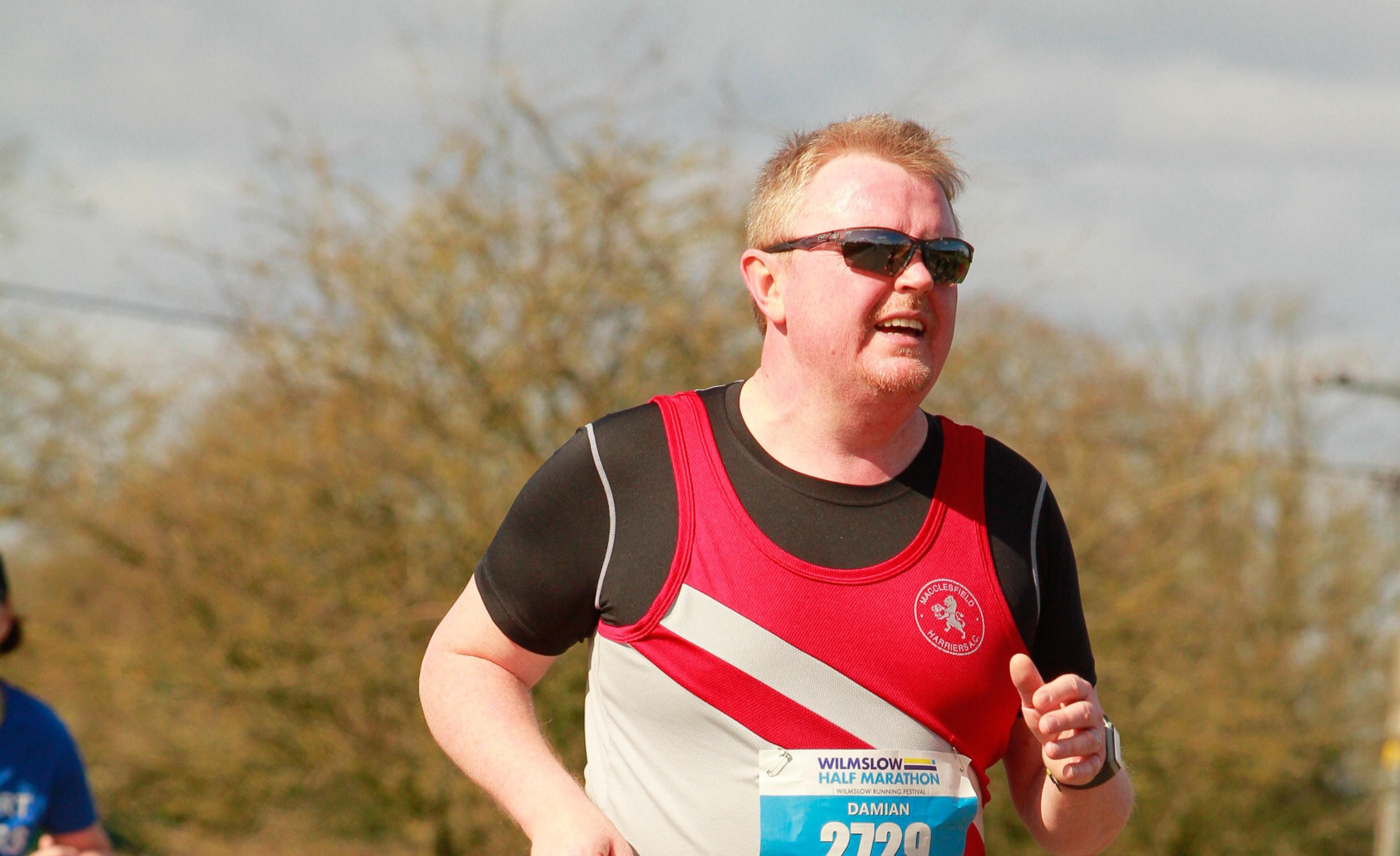 Damian Lacey's Marathon