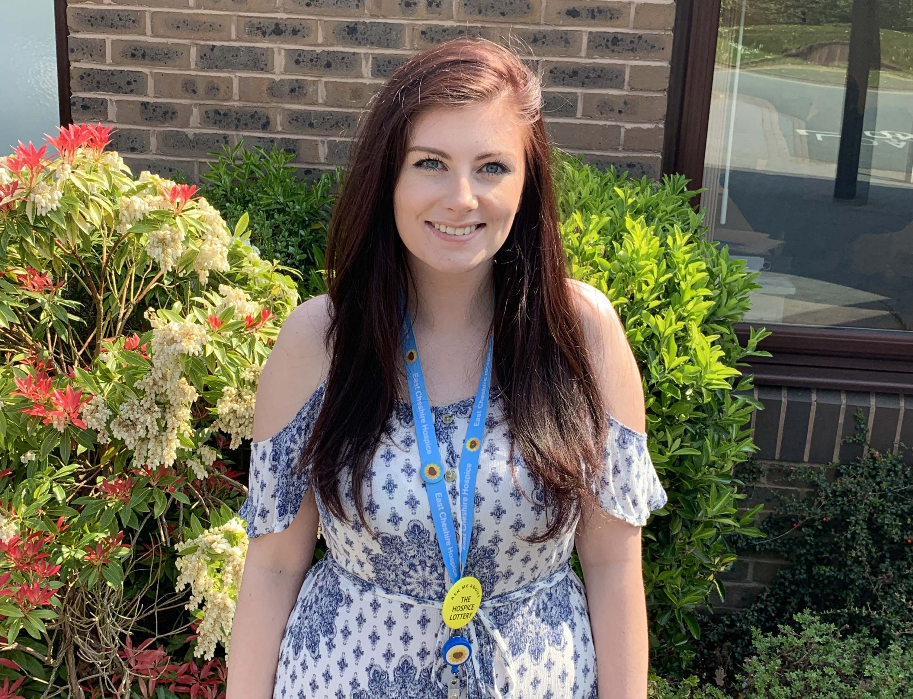 The newest member of our lottery team – Tara