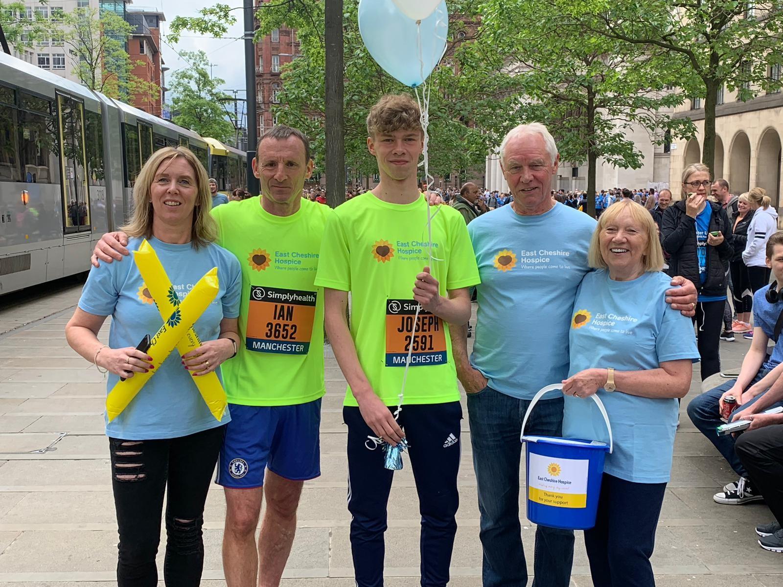 Great Manchester Run Participants