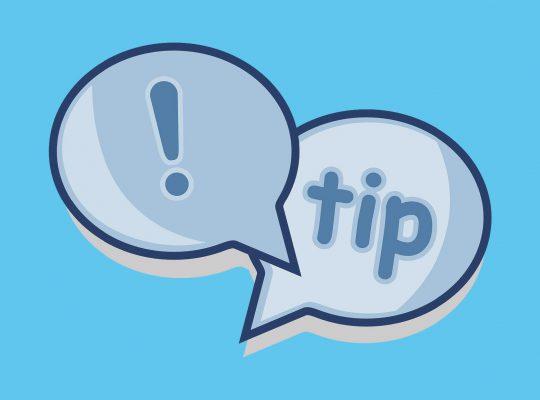 Website tips & advice