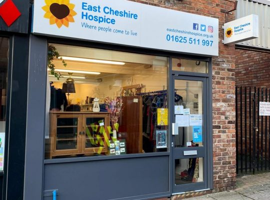 Chestergate - Front NEW