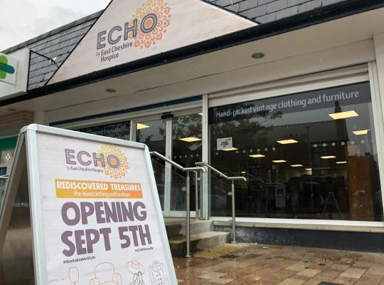 ECHO by East Cheshire Hospice