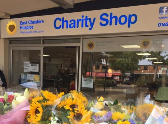 Handforth - Front & Flowers - cropped