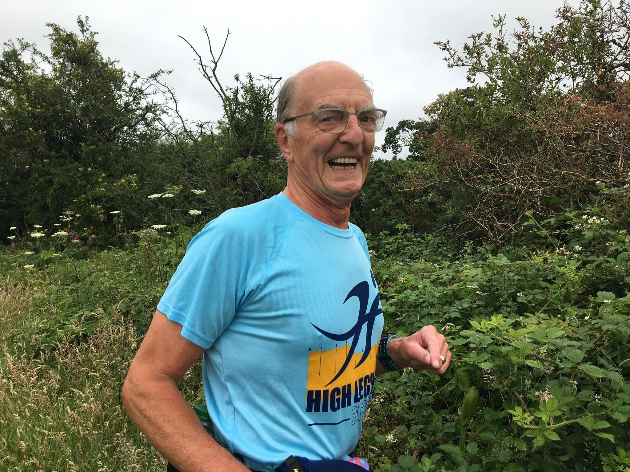 Harry's Virtual London Marathon