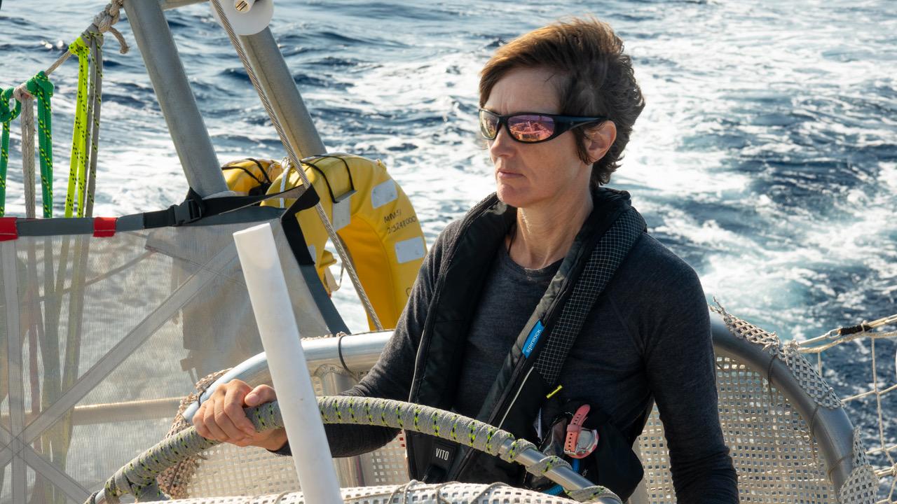 Pandemic Postpones Heather's Yacht Race