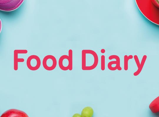 Food Diary Listing Image