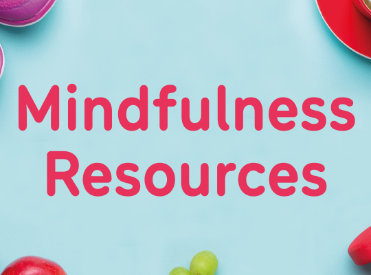 Mindfulness Resources Listing Image