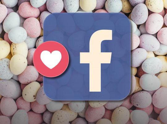 Button - Facebook Fundraisers