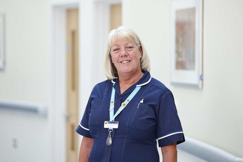 Clinical Director Sandra Wins Prestigious Award