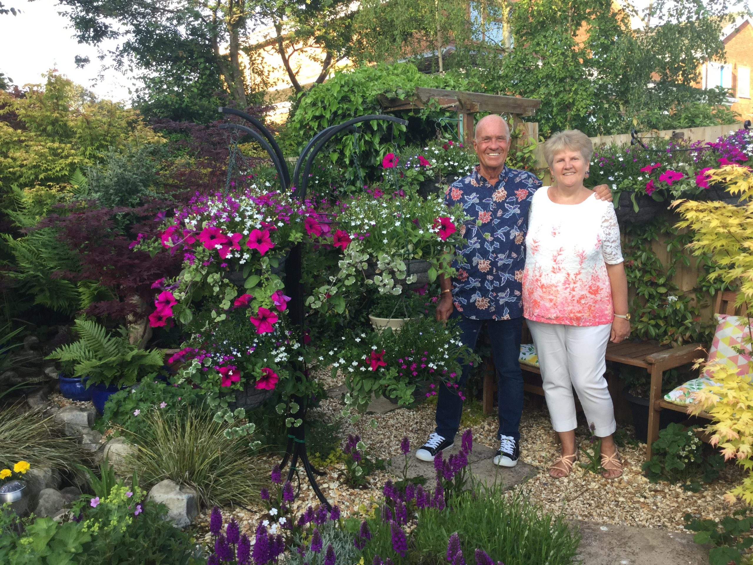 Bill's Open Garden