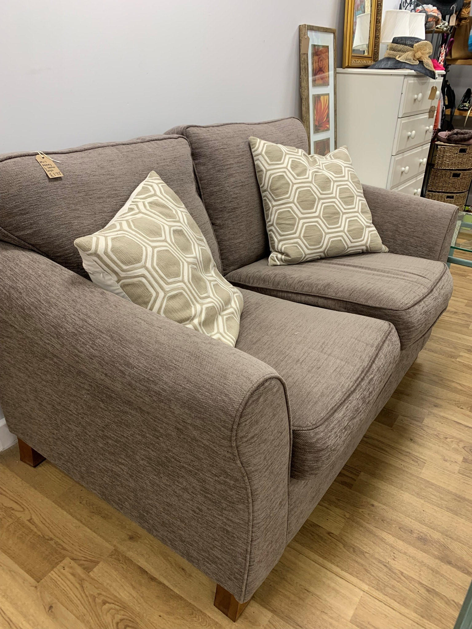 Bargain furniture – helping fund patient care at East Cheshire Hospice